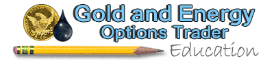 Gold and Energy Options Education: Learn Options, Futures, Stock Trading, Investment Courses